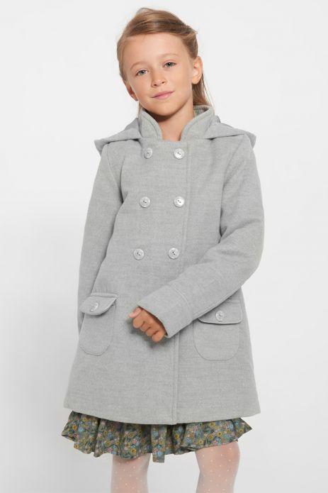 Płaszcz na podszewce