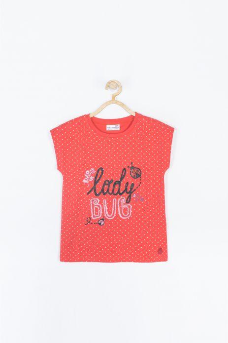 Bluzki dla dziewczynek Sklep internetowy Coccodrillo