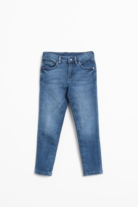 Spodnie jeansowe w kolorze granatowym