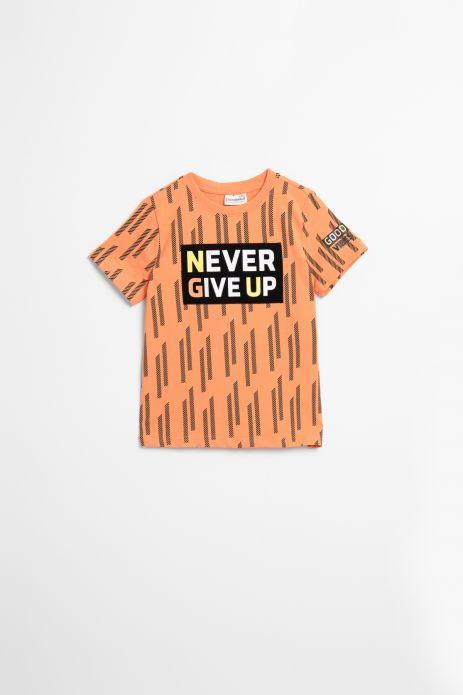 T-shirt z krótkim rękawem
