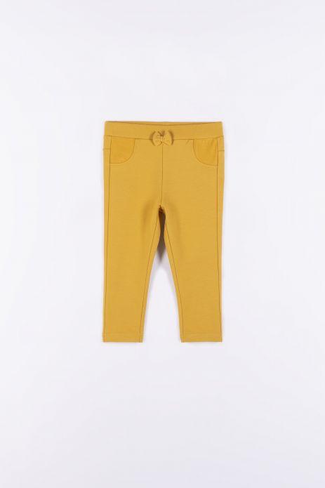 Spodnie dzianinowe