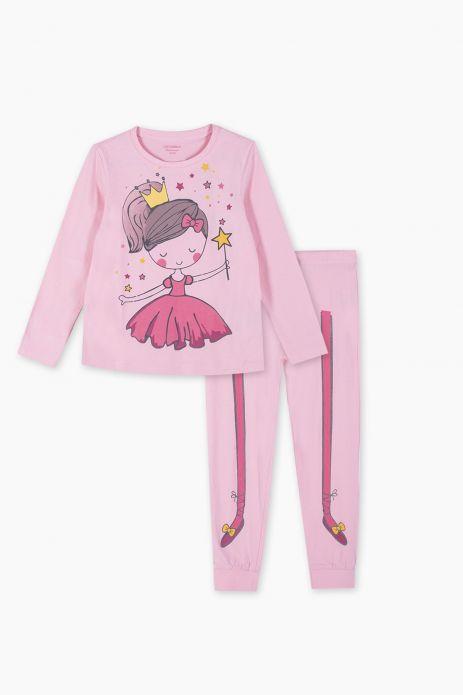 Piżama świecąca w ciemności