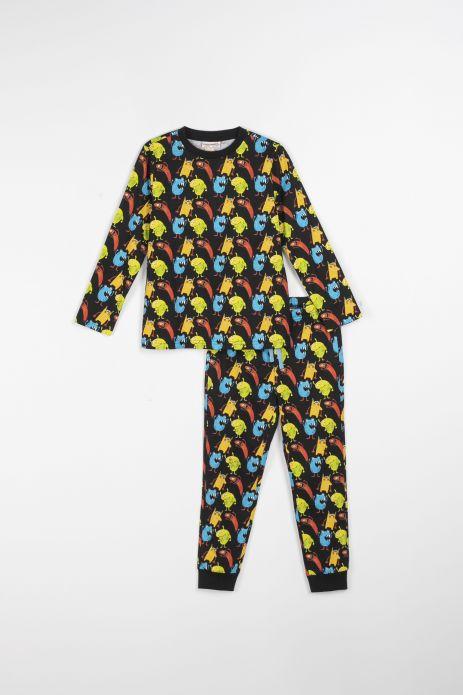 Piżama chłopięca
