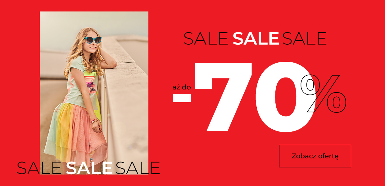 Sale -70% PL