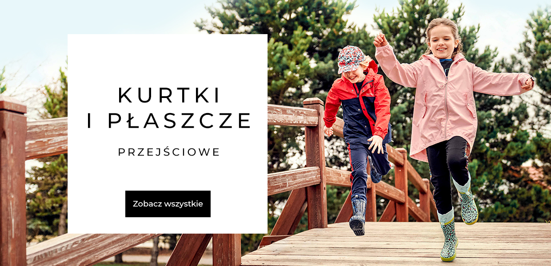 Kurtki i płaszcze przejściowe PL