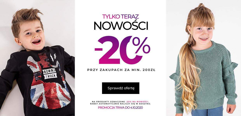 nowosci -20% PL