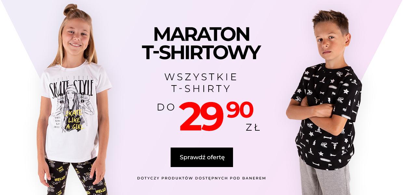 Maraton t-shirtow PL