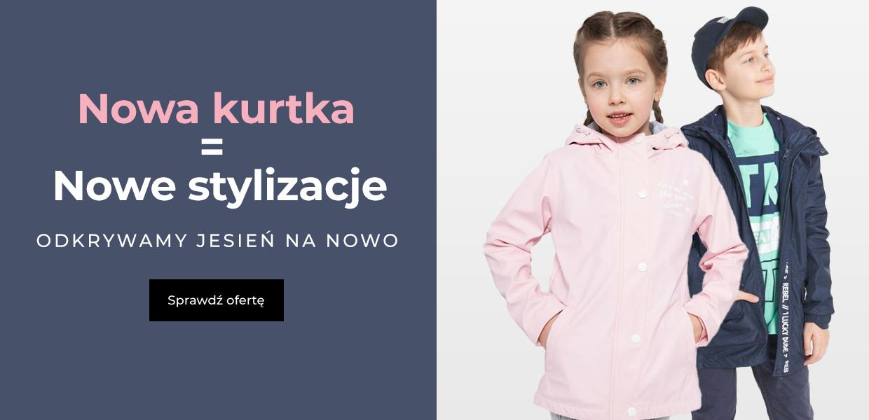 nowa kurtka - nowe stylizacje PL