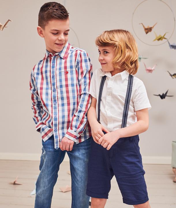 Odzież, ubrania dla dzieci, producent ubrań dziecięcych